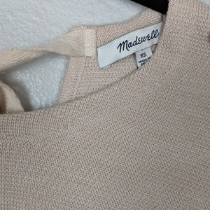 Madewell Tops - Madewell Strutted Sweater Tee